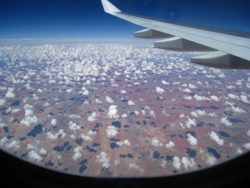 Aerial Photography - In the Clouds