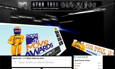 Screenshot of Star Trek