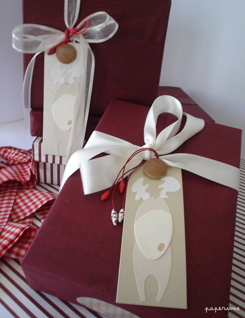 16 in Impressive Gift Package Design Inspiration for Christmas