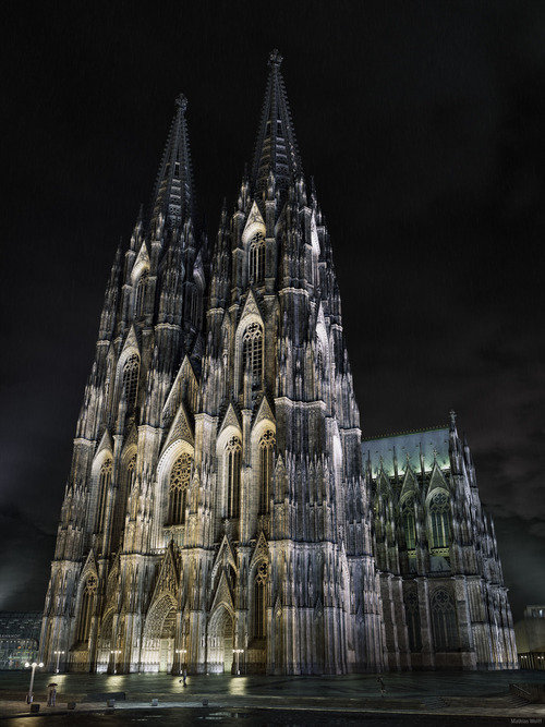 Mathias Wolff - Cologne Cathedral