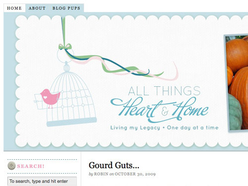 All Things Heart & Home