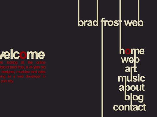Brad Frost Web