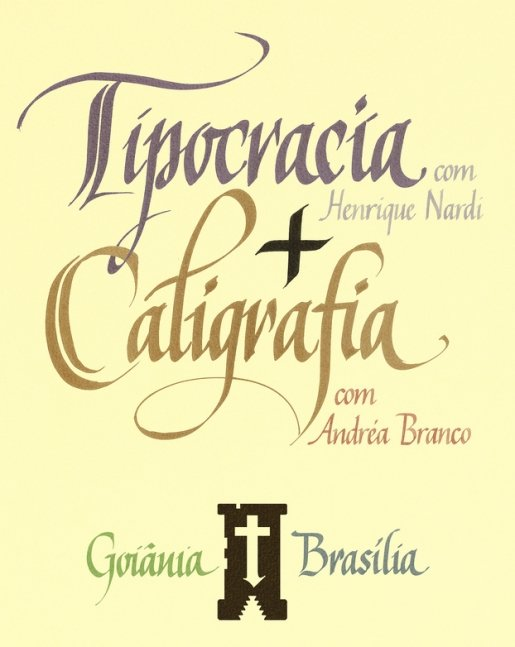 Cali in Calligraphy and Handwriting Showcase