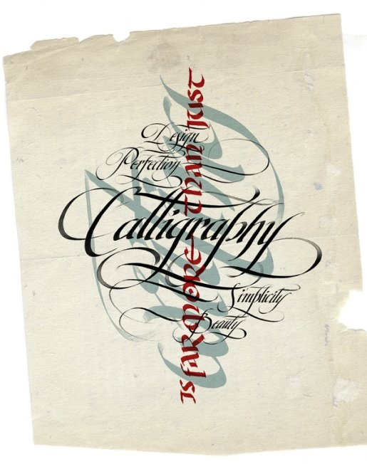 Extreme1-calligraphy in Calligraphy and Handwriting Showcase