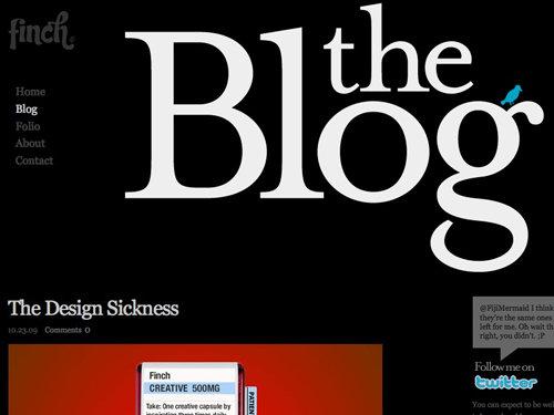 Finch Blog