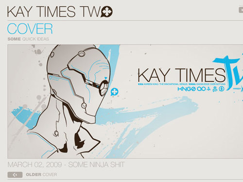 Kay Times Two