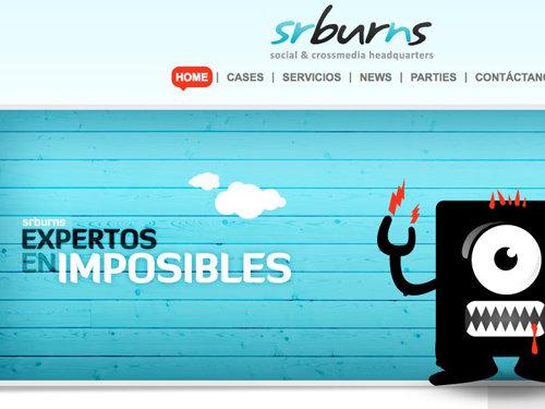 SR Burns