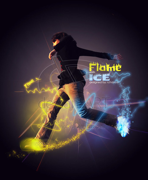 Flame and Ice