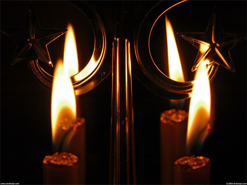 Wallpaper-christmas-candles-3 in Beautiful Christmas and Winter Wallpapers For Your Desktop