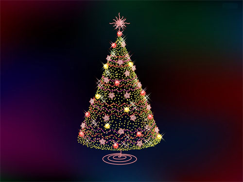 Wallpaper-christmas-tree-3 in Beautiful Christmas and Winter Wallpapers For Your Desktop