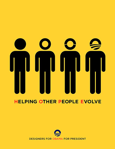 Political Posters - design for obama