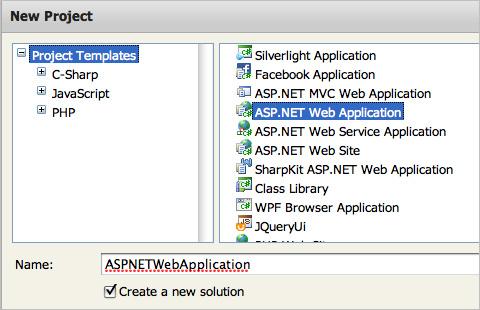 Web development and deployment tools