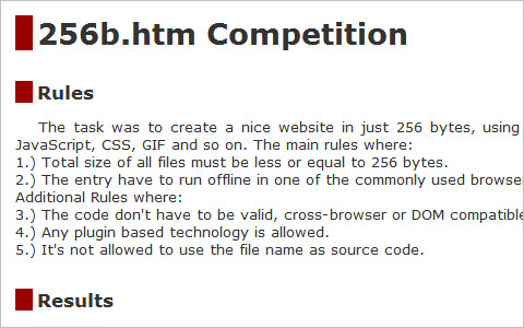 256b.htm (D)HTML Competition