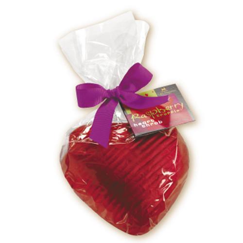 Raspberry Chocolate Truffle Heart