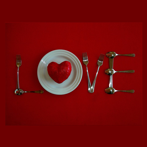 Happy Valentine's Day. Eat my love