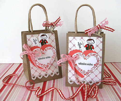 Valentine Treat Bag Pre-K class