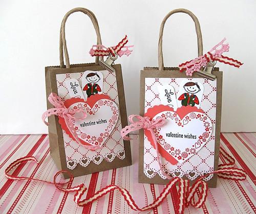 Valentine Treat Bag Pre-K class