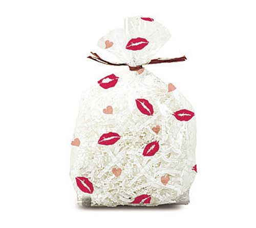 Patterned Cellophane Bag, 1