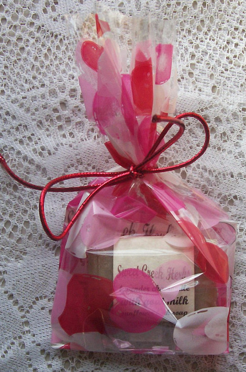 Valentines promo gift