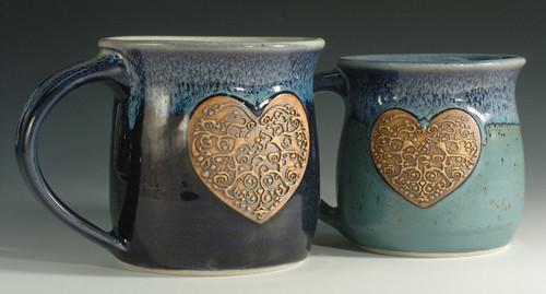 Love mug pair