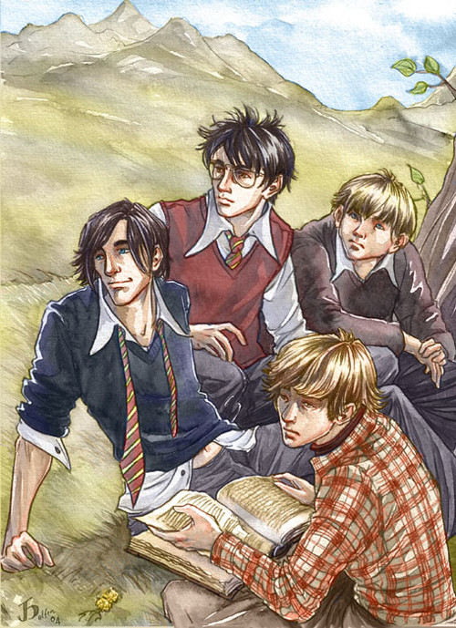 Harry Potter--Marauders