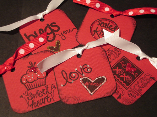 Valentine's Tags
