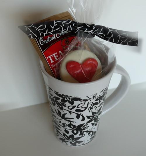 Valentine's day cookie gift