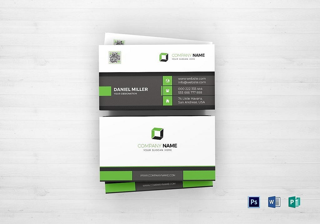 55 beautiful business card designs the jotform blog business card by xtrdesign colourmoves