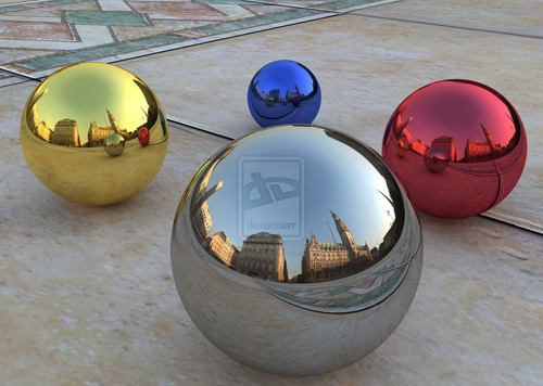 3d-renders-Reflections