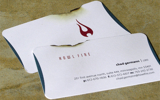 55 beautiful business card designs the jotform blog business card design howl fire business card design colourmoves