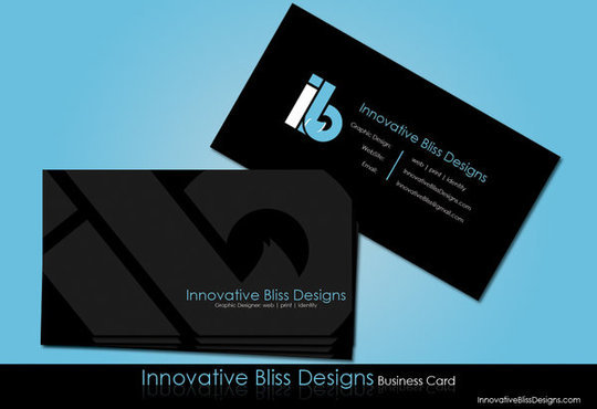 55 beautiful business card designs the jotform blog business card design innovativebliss ib business card colourmoves