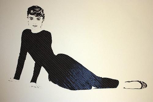 Audrey Reclining
