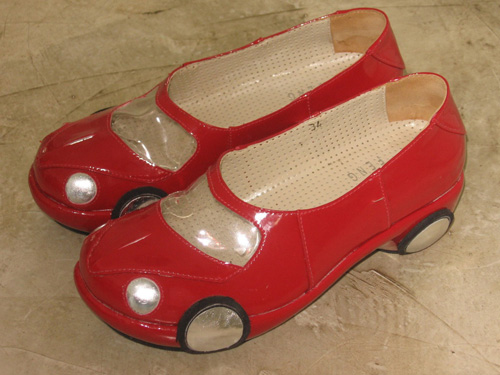 car-shoes