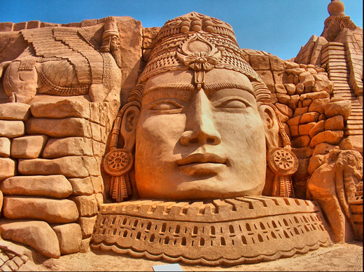 Mindblowing sand sculptures from around the world noupe