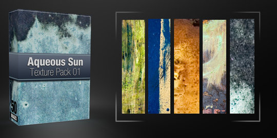 Aqueous Sun Texture Pack - Volume I