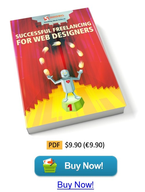 Successful Freelancing for Web Designers: Buy our new eBook Now!