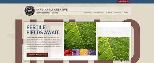 The Principle of Contrast in Web Design