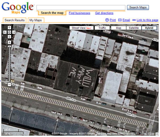 40 Bizarre and Cool Google Earth Photos
