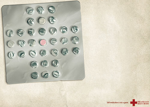 Brazilian Red Cross: Pill