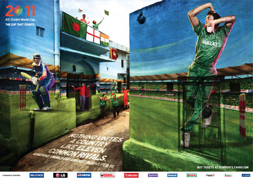 ICC Cricket World Cup 2011: Bangladesh