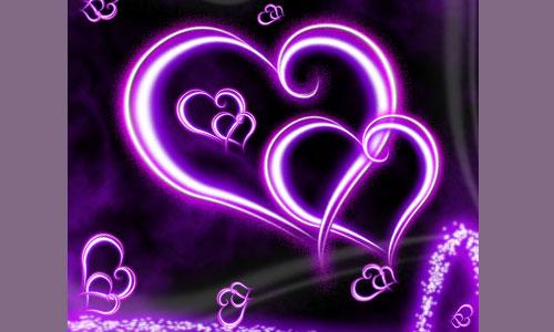 Design an Enlightened Hearts Wallpaper