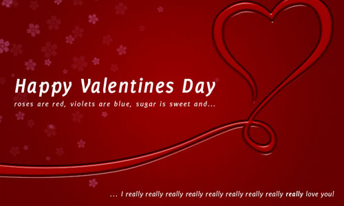 Make Your Valentines Day Special With These Photoshop Tutorials – Valentine Cards Designs