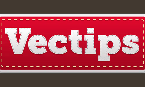 Create An Editable Stitched Label Type Treatment