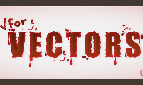 Create a Simple Blood Text Effect