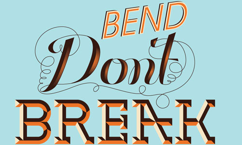 Learn to Create a Variety of Beveled Lettering