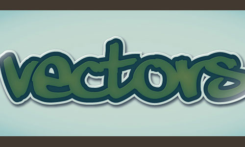 How To Create a Simple Sticker Text Effect