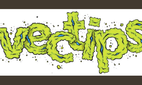 Create a Grimy Text Treatment with a Pen Tablet
