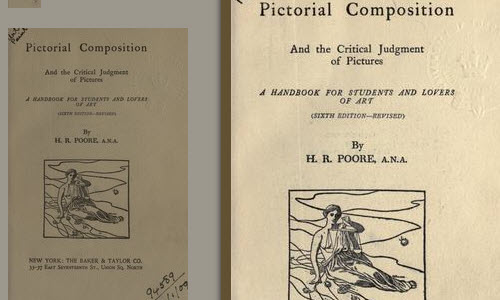 pictoral composition and the critical judgment of pictures
