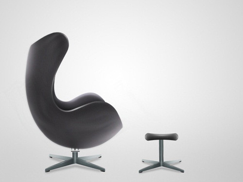 How to Draw a Realistic Modern Chair in Photoshop