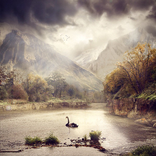 Dreamy Fantasy Art Photoshop Tutorials